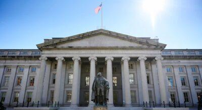 الخزانة الأمريكية تعتزم خفض مبيعات السندات الحكومية