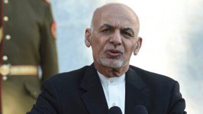 الإمارات: استقبلنا الرئيس الأفغاني أشرف غني وعائلته لاعتبارات إنسانية