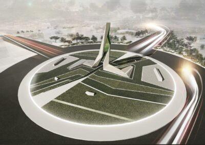 أمين الشرقية يفتتح ميدان العرضة ودوار عنان السماء في الخبر تزامنا مع اليوم الوطني للمملكة الـ91