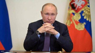 بوتن يؤكد حاجة موسكو إلى العمل مع طالبان