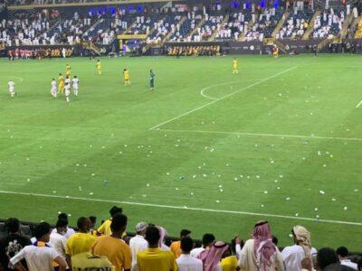 الانضباط تُغرم النصر 160 ألف ريال بسبب الكلاسيكو ضد الاتحاد