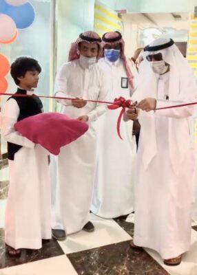 محافظ أبو عريش يزور مركز أمل المستقبل لرعايه ذوي الإعاقة ويدشن مركز تطعيم كوفيد-١٩