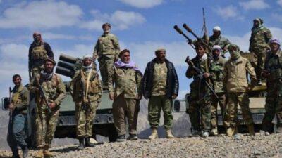 حركة طالبان تعلن اكتمال السيطرة على ولاية بانشير