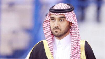 أول تعليق من وزير الرياضة على طلب استضافة المملكة لكأس العالم للأندية