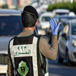 ضبط 16466 مخالفًا لأنظمة الإقامة والعمل وأمن الحدود خلال أسبوع