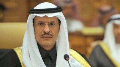وزير الطاقة: المملكة تؤكد موقفها الثابت لمنع إيران من حيازة سلاح نووي