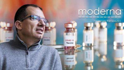 الرئيس التنفيذي لشركة موديرنا: جائحة كورونا ستنتهي خلال عام