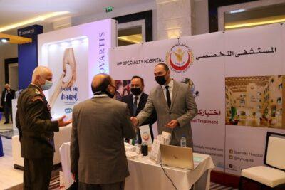 الأردن.. المستشفى التخصصي يشارك في المؤتمر السابع عشر لجمعية الشرق الأوسط لزراعة الأعضاء