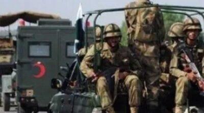 """الجيش الباكستاني يقضي على """"ستة إرهابيين"""" في إقليم بلوشستان"""