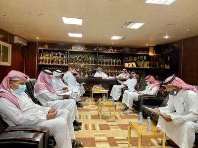 نادي عرعر يناقش الخطة الاستراتيجية خلال الجمعية العمومية العادية للنادي