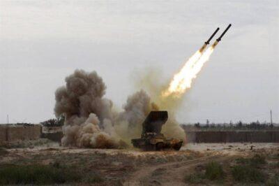 """التحالف: الدفاع الجوي يدمر """"مسيرة"""" مفخخة أطلقتها ميليشيا الحوثي تجاه خميس مشيط"""