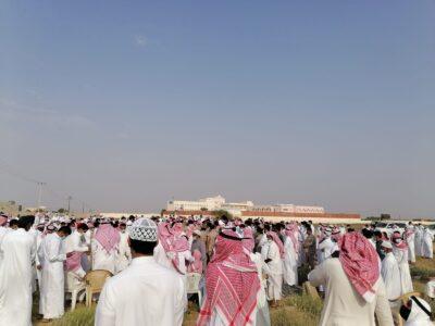 محافظة المسارحة تزف الشهيد معاذ كريري إلى مثواه الاخير