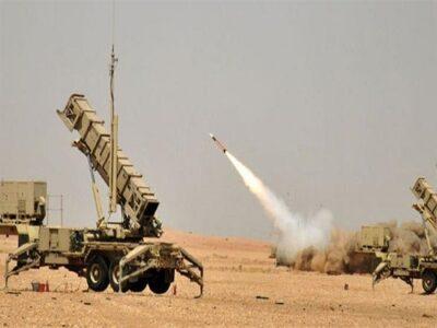 """""""التحالف"""": اعتراض وتدمير طائرة مسيرة أطلقتها مليشيا الحوثي تجاه مطار أبها"""