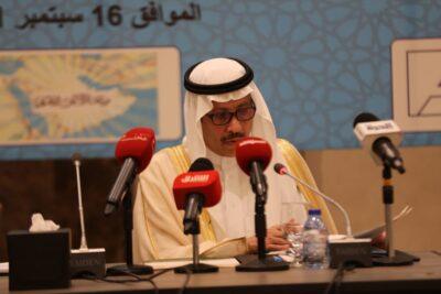 السديري يشارك بمنتدى وحدة الأمن البحري بالمعهد العربي للدراسات الأمنية المقام بعمان