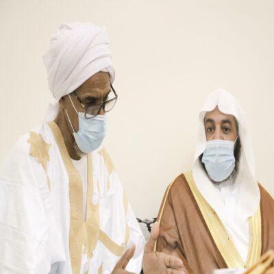مفتي موريتانيا: المملكة ذات رسالة إسلامية واضحة تتسم بالوسطية والاعتدال والتسامح