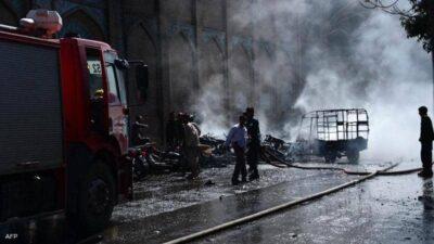 بعد صلاة الجمعة.. انفجار دموي داخل مسجد بأفغانستان