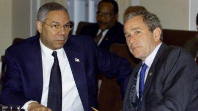 وفاة وزير الخارجية الأميركي الأسبق كولن باول بسبب كورونا