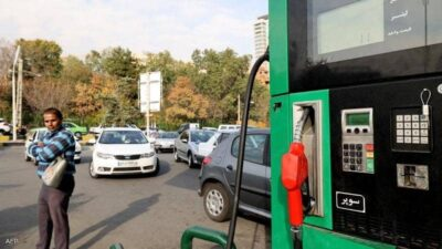 """""""هجوم سيبراني"""" يعطّل محطات توزيع الوقود في إيران"""