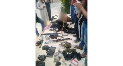 بعد عامين من السرقات بالأردن.. اللص المقنع بقبضة الأهالي