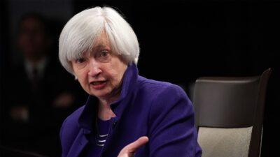 وزيرة الخزانة الأمريكية تطالب الكونغرس برفع سقف الدين على الفور لتفادي أزمة مالية