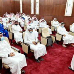 مدير عام فرع وزارة الشؤون الإسلامية بالشمالية يستقبل مدير عام هيئة الأمر بالمعروف المكلف