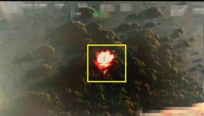 التحالف: تدمير زورق حـوثي مفخخ بجزيرة كمران تم تجهيزه لتنفيذ عملية هجومية