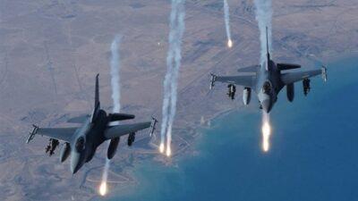 """غارات لـ """"التحالف"""" على عدة جبهات في مأرب.. كبدت مليشيا الحوثي خسائر كبيرة"""