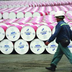 """""""الطاقة"""" تُغلق موقعًا مخالفًا لنظام التجارة بالمنتجات البترولية"""