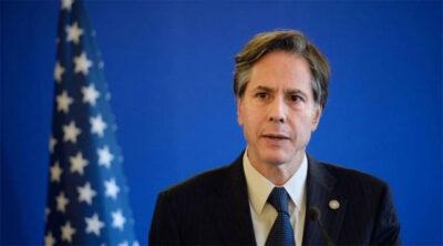 بلينكن: واشنطن ستمضي قدمًا في إعادة فتح قنصلية بالقدس