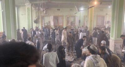 أفغانستان.. تفجير مسجد يوقع قتلى وجرحى خلال صلاة الجمعة