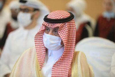 السفير السديري يشارك في افتتاح فعاليات اللقاء الـ17 لشباب العواصم العربية بالأردن