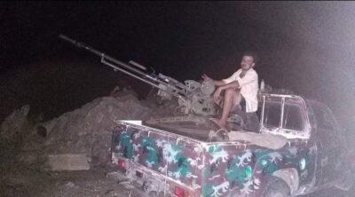 القوات الجنوبية تصد عناصر متسللة لمليشيا الحوثية بطور الباحة