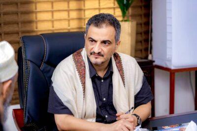 محافظ عدن: التعاون والتكامل سبيلنا للخروج من الأزمة