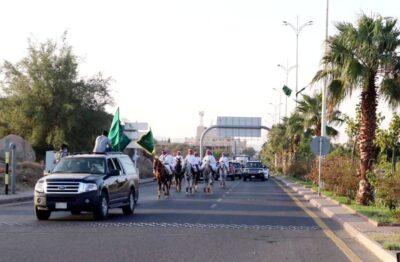 المهندس الغامدي يكشف عن وصول قافلة للإرشاد الزراعي في منطقة مكة يوم الخميس