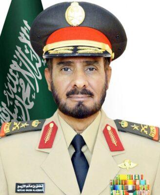 قائد القوات المشتركة يشكر القيادة على الثقة الملكية