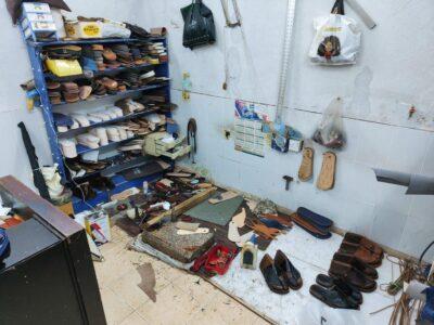 """""""أمانة جدة"""": ضبط معامل ملابس وأحذية مقلدة لعلامات تجارية بالبغدادية"""