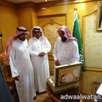 تفعيل الأم الزائرة في روضة المحافظة بحفرالباطن