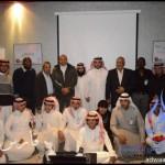 أمين تعليم تبوك يستعرض العرض المقدم من وزير التربية لمجلس الشورى