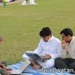 مدارس الملك عبدالعزيز بتبوك  تحتفل بابطال العالم للحساب الذهني