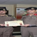 المدرسة العسكرية للعلوم الصحية المساعدة بالحرس الوطني تحتفل بتخريج دورة المساعد الطبي