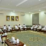 النادي الموسمي بالمحاني يقيم ندوة عن المواطنة الثلاثاء الماضي