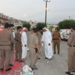 """بالفيديو""""الإعلامي العيدي يزور جمعية المستودع الخيري بالمدينة"""