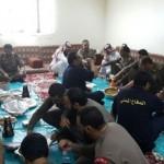 عدداً من الإدارات الحكومية في محافظة الإحساء تعايد منسوبيها