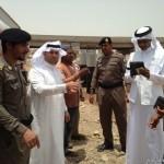 نائب خادم الحرمين يوجه بنقل الجندي الحارثي لمستشفى قوى الأمن بالرياض
