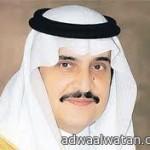 الأمير نواف بن فيصل : تكريم ملك البحرين للأمير خالد الفيصل تكريم لجميع الرياضيين