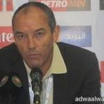 البوسعيدي ينتقد حكم مباراة عُمان و قطر