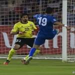الحارس العراقي نور صبري: أهدي جائزة أفضل لاعب لزملائي