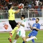 مدرب العراق يشيد بحارس المرمى والدفاع بعد ثاني انتصار على التوالي