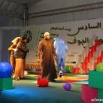 وزير الثقافة والاعلام يلتقي وزير الثقافة المصري