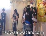 لوحة السجين الهمزاني تستوقف زوار مهرجان الصحراء بحائل